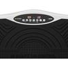 Platforma mata wibracyjna do ćwiczeń fitness z pilotem i linkami do 120 kg