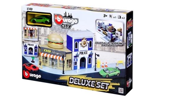 Bburago City 1:43 Deluxe set (GXP-755422)
