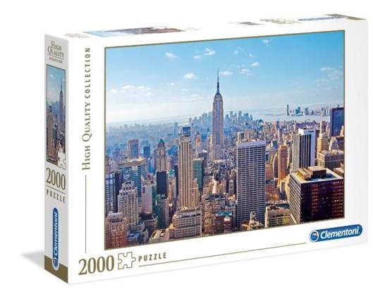 Clementoni Puzzle 2000el New York 32544 p6, cena za 1szt. (32544 CLEMENTONI)