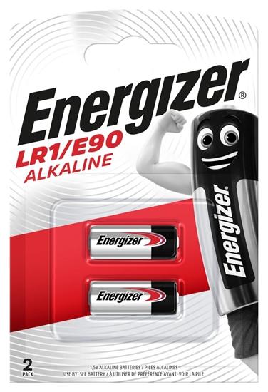 2 x Bateria alkaliczna Energizer LR1 / LR01 / N / E90