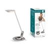 Lampka LED Rita srebrna
