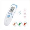 Termometr medyczny z kolorowym wyświetlaczem i głosową prezentacją pomiaru  MesMed MM-380 Ewwel