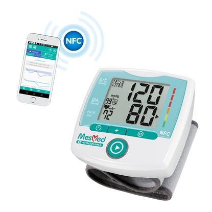 Ciśnieniomierz automatyczny nadgarstkowy MesMed MM-245 NFC Erinte