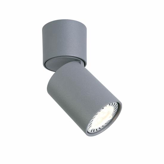 Oprawa  OZZO Cleo 1C-GR spot 1-50W szara