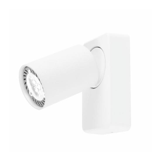 Oprawa  OZZO Cleo 1Q- WH spot 1-50W biała