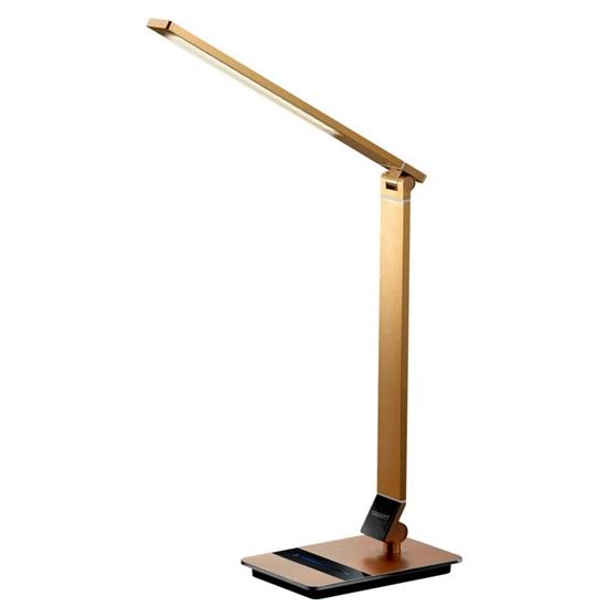 Lampka LED BRANDE MIEDŹ
