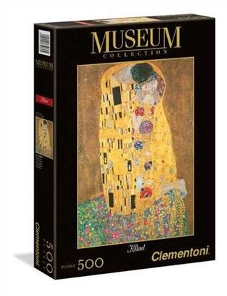 500 elementów Museum, Klimt: Pocałunek (GXP-629934)
