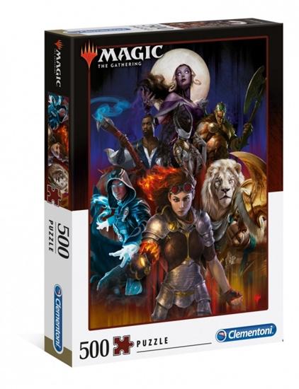 Puzzle 500 elementów Magic The Gathering Collection (GXP-776536)