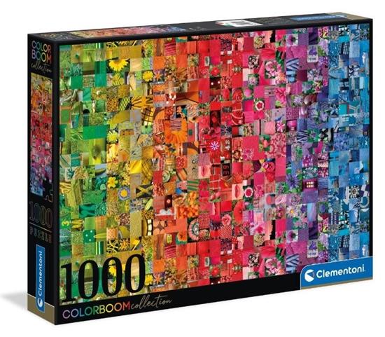 Puzzle 1000 elementów Collage (GXP-769108)