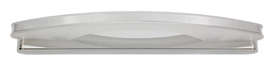 Kinkiet łazienkowy chrom zimny biały LED 7W 58cm Nike Candellux 20-37381