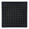 Talerz płytki kwadratowy 20,5 cm Marrakesz LB86