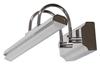Kinkiet łazienkowy chrom LED 7W 4000K regulowany Gizel Candellux 21-73396