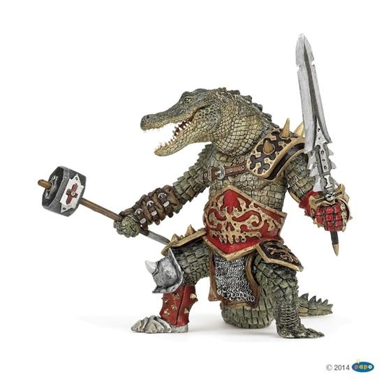 Papo 38955 Krokodyl mutant  9,6x9,6x15cm