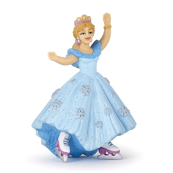 Papo 39108 Księżniczka na łyżwach  7,3x5,5x10,2cm