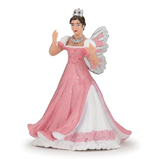 Papo 39134 Królowa Elfów różowa  8x6,4x10cm