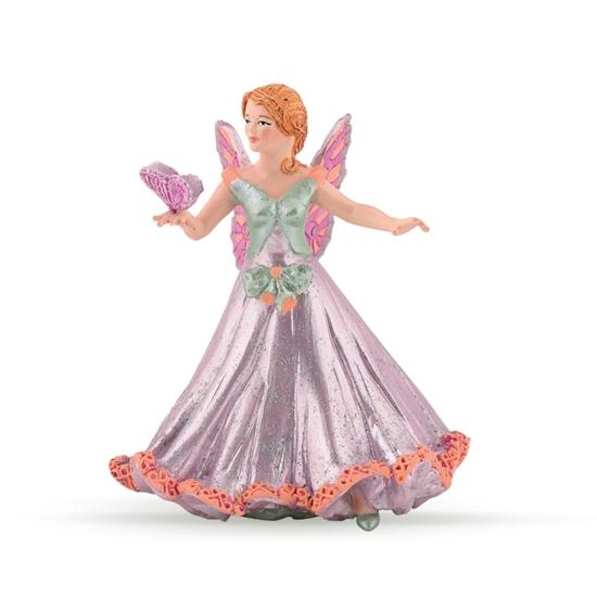 Papo 38806 Różowy Elf motylek 7,3x7,7x9,5cm