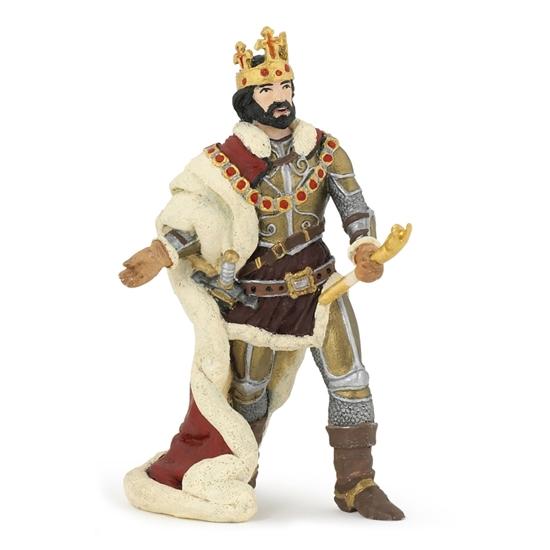Papo 39047 Król Iwan  7x5,8x9,5cm
