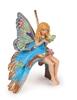 Papo 38826 Elf dziewczynka niebieska 7x7x7cm