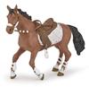Papo 51553 Koń osiodłany 12,5 x 3,5 x 10,5 cm