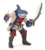 Papo 39460 Rekin mutant pirat  7,5x8,5x11cm
