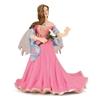 Papo 38814 Różowy Elf z lilią  8x6z11cm