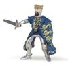 Papo 39329 Król Ryszard niebieski  6x3,4x8,3cm