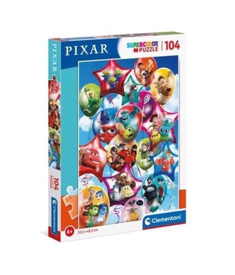 Clementoni Puzzle 104el Pixar Party 25717 (25717 CLEMENTONI)