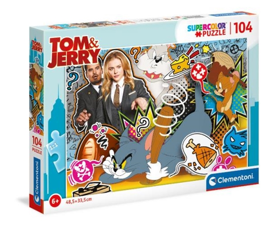 Clementoni Puzzle 104el Tom i Jerry 27515 p6 (27515 CLEMENTONI)