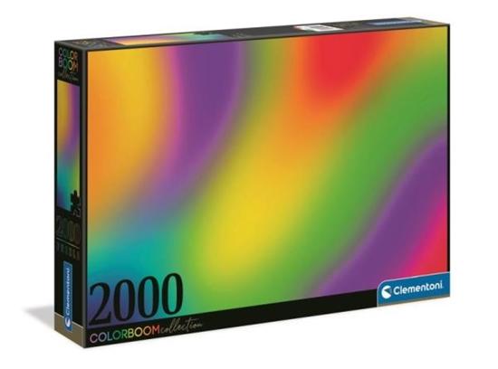 Clementoni Puzzle 2000el color boom Gradient 32568 p6 (32568 CLEMENTONI)