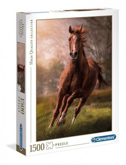Puzzle 1500 elementów High Quality Collection - Koń (GXP-683671)