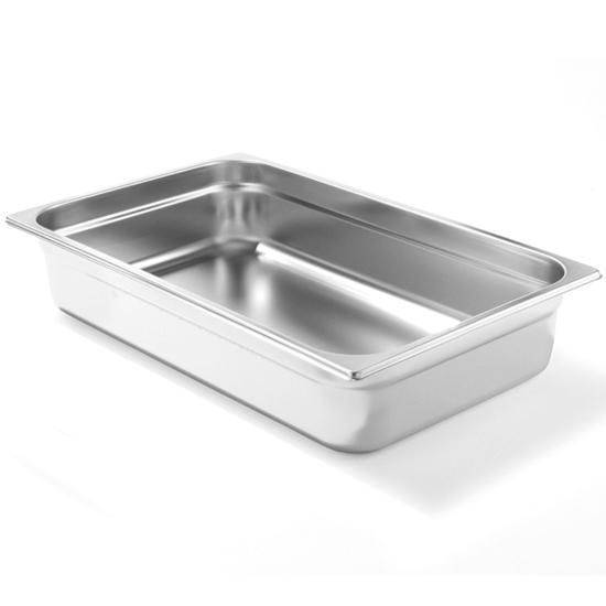 Pojemnik gastronomiczny do pieców GN 1/1 wys. 100 mm - Hendi 816035