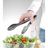 Szczypce uniwersalne do serwowania potraw z poliwęglanu dł. 250 mm - Hendi 657669