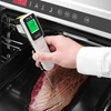 Termometr gastronomiczny cyfrowy HACCP na podczerwień z sondą od -60C do 350C - Hendi 271254