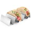 Stojak ekspozytor na kanapki hot dogi 4 przegrody - Hendi 429457