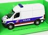 WELLY 1:34 Mercedes-Benz Sprinter Panel Van - police