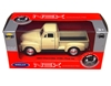 WELLY 1:34 Chevrolet 3100 1953 Pick Up - kremowy
