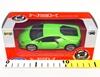 WELLY 1:34 Lamborghini Huracan Coupe - zielony