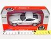 WELLY 1:34 Mercedes-Benz AMG GT - srebrny