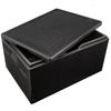 Pojemnik termiczny GB-300 do transportu wypieków piekarniczy cukierniczy 60x40cm