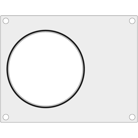 Matryca forma do zgrzewarki Hendi na pojemnik na zupę śr. 165 mm - Hendi 805619
