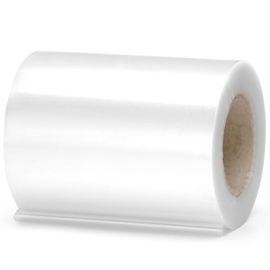 Folia do zgrzewania tacek pojemników obiadowych PET/CPP PEEL szer. 18.5 cm dł. 250 m - Hendi 970720
