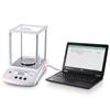 Waga laboratoryjna analityczna z legalizacją M precyzyjna LCD PR 120g / 0.1mg - OHAUS PR124M