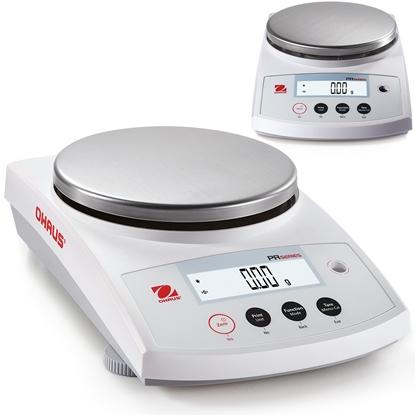 Waga laboratoryjna aptekarska z legalizacją M profesjonalna LCD PR 2200g / 0.01g - OHAUS PR2202M
