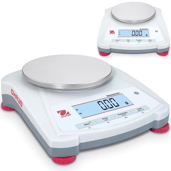 Waga techniczna stołowa dokładna kompaktowa NAVIGATOR NV 220g / 0.01g - OHAUS NV222