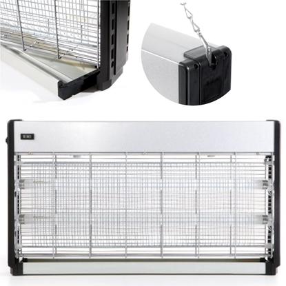 Lampa owadobójcza do pomieszczeń 45 W - Hendi 270172