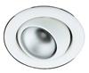 Oprawa stropowa ruchoma okrągła biała OZR-05 2271701