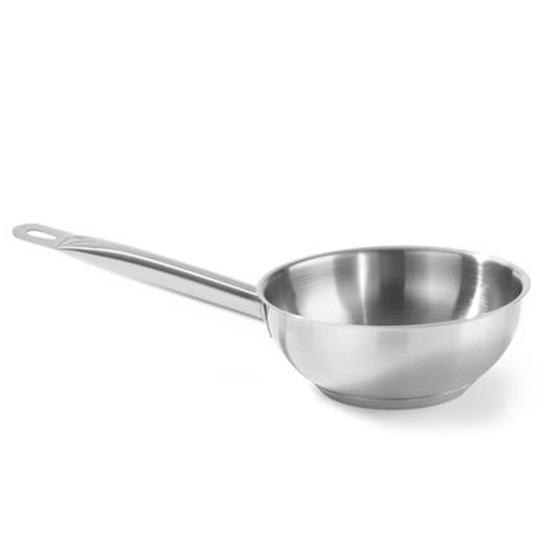 Rondel Kitchen Line do smażenia bez pokrywki 1 l śr. 160 mm - Hendi 839300