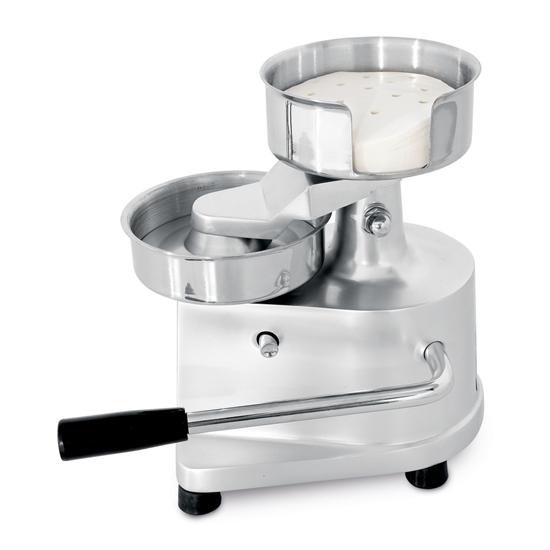 Prasa maszynka mechaniczna do hamburgerów 130mm - Hendi 282113