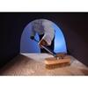 Szczotka do czyszczenia pieca do pizzy z miedzianym włosiem dł. 1320 mm - Hendi 525593