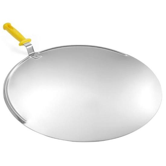 Łopata do wyjmowania pizzy z pieców przelotowych śr. 400 mm Lilly Codroipo - Hendi 617694